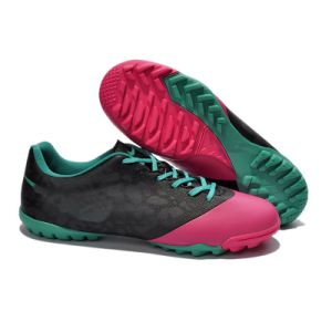 Two Tone Men′s Football Shoe pictures & photos