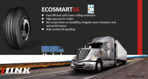 All Steel Radial Truck & Bus Tires 445/45r19.5 (ECOSMART 66) pictures & photos