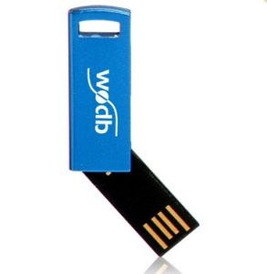 Slim Metal USB Disk 1GB 4GB 16GB 64GB (TF-0130) pictures & photos