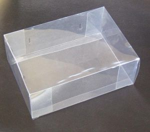 Cutom Clear Plastic Packaging Box (PVC) pictures & photos