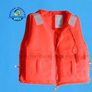 Solas Certified Marine Work Life Jacket (DF86-5) (DH-035) pictures & photos