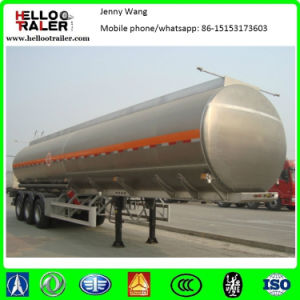 43000 Litres Diesel Tanker Semi Trailer pictures & photos