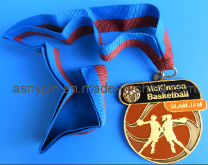 Custom Sports Basketball Medals (AS-CZ-CM0605004) pictures & photos