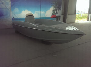 Sp545 Open Deck Boat