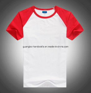 Cheap Wholesale Blank Outdoor Promotional Custom T-Shirt pictures & photos