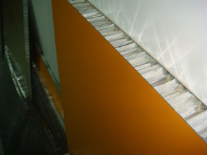 Aluminum Honeycomb Fireproofing Panel (3003/5052)