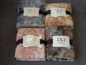Fake Fur Blanket (Blanket-8)