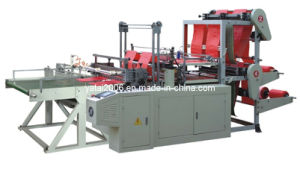 Double-Layer, Four-Line Bottom Sealing Bag-Making Machine (YTDF) pictures & photos