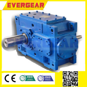 Mth /MTB Series Helical Hardend Gear Industrial Gearbox pictures & photos