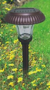 Solar LED Lawn Light (GL00-01S107)
