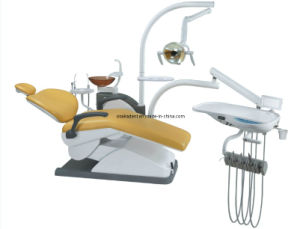 Dental Unit with Powerful Sunction System (TOP sale) pictures & photos