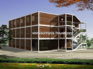 Container Homes (SUH213) pictures & photos