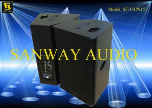 Sf-15 Single 15′′ Top Active Speaker, Guangzhou PA Speakers pictures & photos