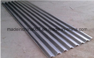 Environmental Friendly Heat Insulation Aluminium Foil High Strength MGO Roofing Tiles 960mm Width, 7.5mm pictures & photos