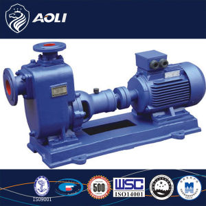 Zx Clean Water Self-Priming Centrifugal Irrigation Farm Pump pictures & photos