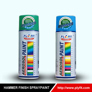 Aerosol Hammer Finish Spray Paint for Coating pictures & photos