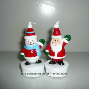 Gift Set Christmas Candle Decorations pictures & photos