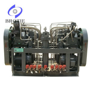 Totally Oil-Free Special Gas Compressor Booster (H2, CO2, SF6, N2O, CH4, SF6 and other gases) pictures & photos