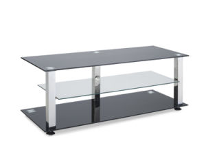 Tempered Glass TV Stand (TV106) pictures & photos