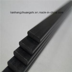 Various Sizes of Carbon Fibre Bar/Strip pictures & photos