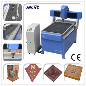 Advertising MDF/Wood 1.5kw Desktop CNC Milling Machine