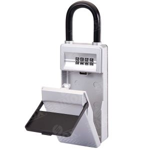 Shackle Version Hardware Combination Lock 4 Dials Storage Security pictures & photos