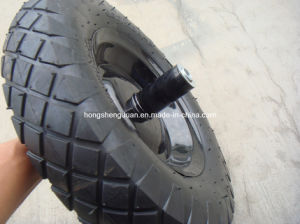 Pneumatic Wheel for Wheelbarrow 480/400-8