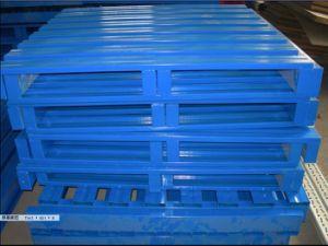 Heavy Duty Steel Pallet (JW-CN140730) pictures & photos