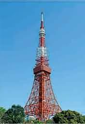 Microwave Steel Tower - 3