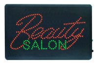 LED Signs (Beauty Salon)