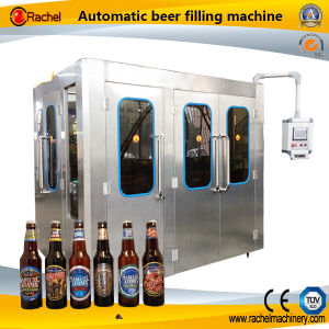 Automatic Small Beer Filler pictures & photos