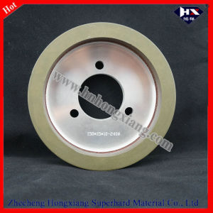 Resin Bond Diamond Grinding Wheel for Glass Grinding pictures & photos