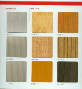 Wooden Color Composite Panels (003) pictures & photos