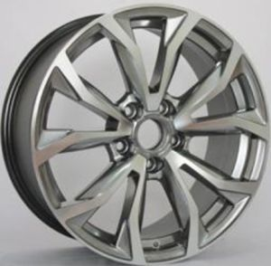 Deep Dish Alloy Wheel with Shock Quotation pictures & photos