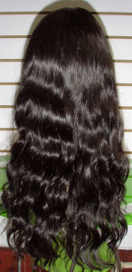 India Remy Human Hair Full Lace Wig