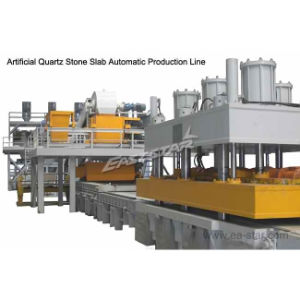 Artificial Quartz Stone Slab Production Line pictures & photos