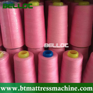 High Tencity Polyester Sewing Thread for Mattress Material pictures & photos