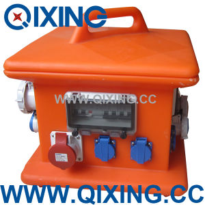 Mobile Industrial Distribution Cabinet for Customer Make (QCXY01) pictures & photos