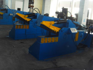 Q43-130 Hydraulic Scrap Metal Steel Iron Aluminum Cutting Alligator Shear (Quality Guarantee) pictures & photos