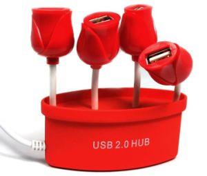 Rose for Lover USB Hub (HUB09)
