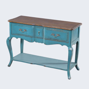 High Quality Cabinet Antique Furniture with Drawer pictures & photos
