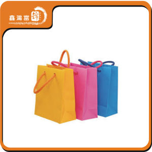 Fashion Colorful Wedding Sealable Brown Kraft Paper Bags