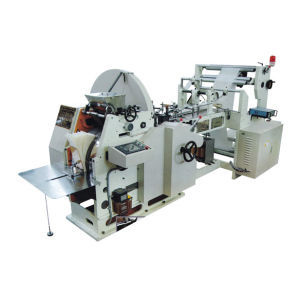 Automatic High Speed Food Paper Bag Making Machine (AY-400)