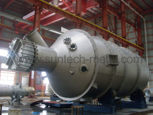 Chemical Reacting Tank Equipment Titanium Reactor pictures & photos