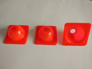 45mm Height PVC Soft Cone, Small Cone pictures & photos