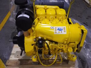 Air Cooled Diesel Engine F3l912 for Portable Compressor pictures & photos