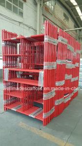 USA Masonry Scaffolding Supplier Mason Frame Scaffold pictures & photos