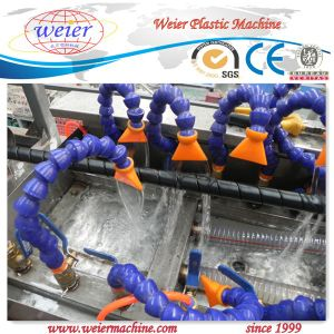 PE Spiral Wrapping Band Machine Pipe Machine pictures & photos