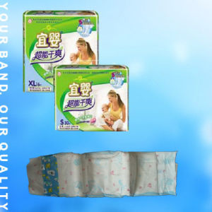 Ultra Thin Cotton Soft Baby Diaper (JH28) pictures & photos