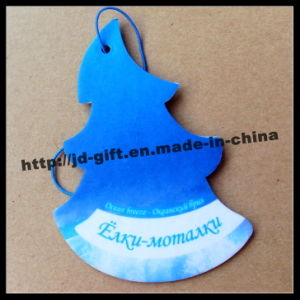 Paper Air Freshener Card for Car Wash, Car Air Freshener From China Manufactory pictures & photos